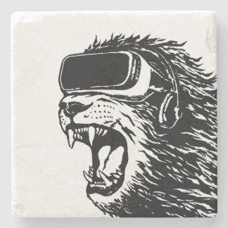 Porta Copos De Pedra Leão de VR