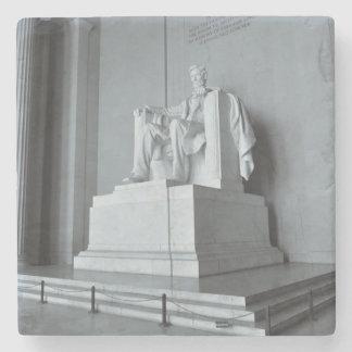 Porta Copos De Pedra Memorial de Lincoln no Washington DC