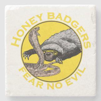 Porta Copos De Pedra Não tema nenhum design animal da arte do cobra mau