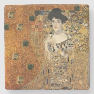 Porta Copos De Pedra O retrato de Klimt de Adele Bloch-Bauer