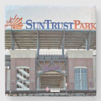 Porta Copos De Pedra Parque de Suntrust, Atlanta, porta copos de
