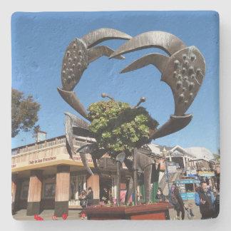 Porta Copos De Pedra Porta copos da estátua do caranguejo do cais 39 de