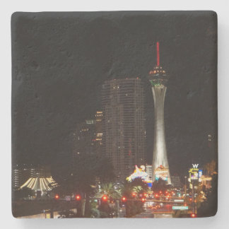 Porta Copos De Pedra Porta copos de Las Vegas da torre da estratosfera