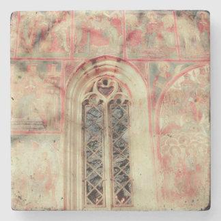 Porta Copos De Pedra Porta copos do detalhe do monastério de