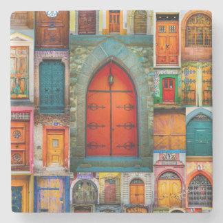 Porta Copos De Pedra Portas das belas artes da laranja do mundo