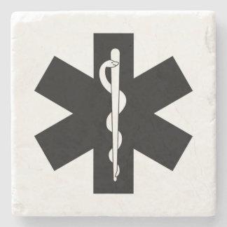 Porta Copos De Pedra Tema do EMS