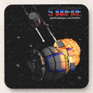 Porta copos de Starfire 6 blocos: Codifique Omega