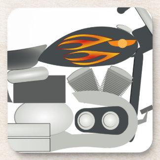 Porta-copos Desenho da motocicleta