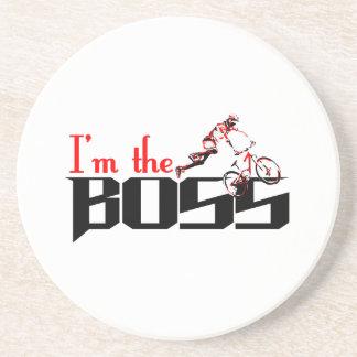 Porta-copos Design da bicicleta do chefe