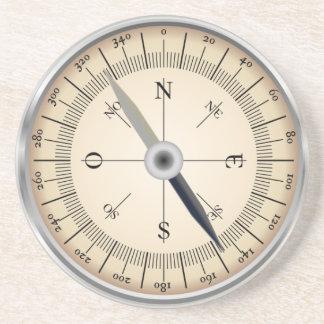 Porta-copos Design do compasso