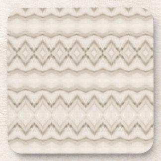 Porta-copos Design tribal do teste padrão de ziguezague da