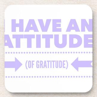 Porta Copos Desintoxicação AA da recuperação da gratitude da
