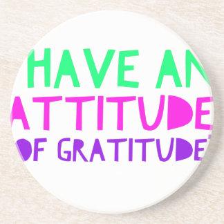 Porta-copos Desintoxicação AA da recuperação da gratitude da