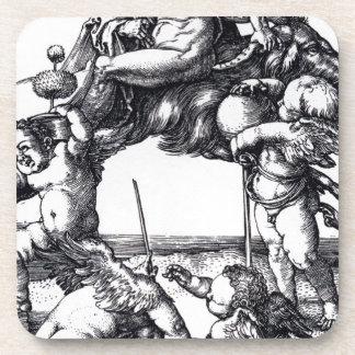 Porta Copos Die_Hexe_ (Albrecht_Dürer)