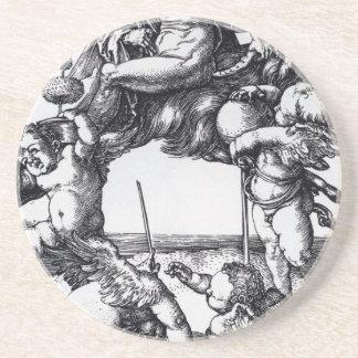 Porta-copos Die_Hexe_ (Albrecht_Dürer)