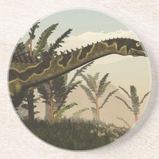 Porta-copos Dinossauro de Agustinia - 3D rendem