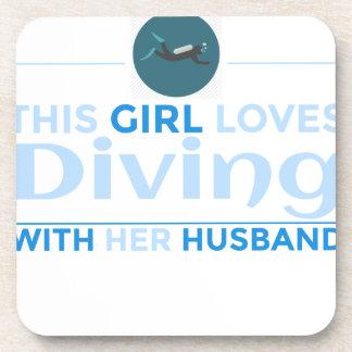 Porta Copos diving_husband