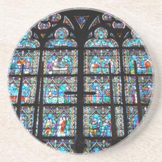 Porta copos do arenito--Vitral Windows