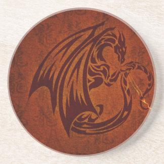 Porta copos do dragão