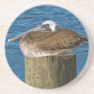 Porta copos do pelicano de Brown