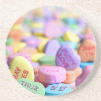 Porta-copos Doces do amor