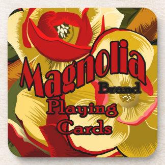 Porta copos dos cartões de jogo do divertimento