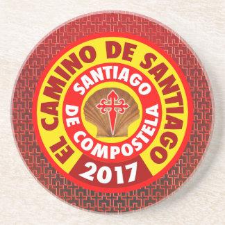 Porta-copos EL Camino de Santiago 2017