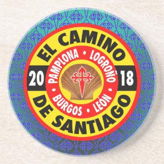 Porta-copos EL Camino de Santiago 2018