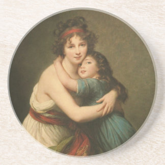 Porta-copos Elisabeth e sua filha