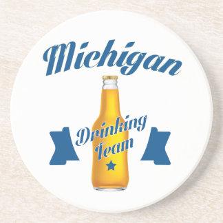 Porta-copos Equipe do bebendo de Michigan