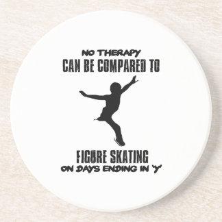 Porta-copos esfrie e tendendo o DESIGN do patinagem artística