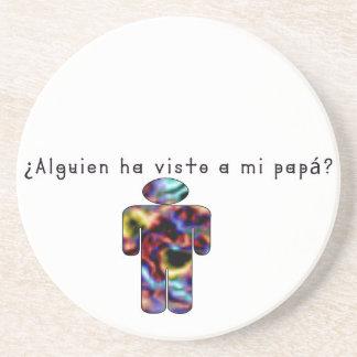 Porta-copos Espanhol-Pai