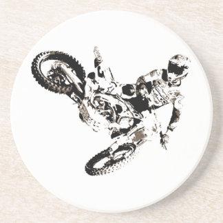 Porta-copos Esporte de Motorcyle do motocross do pop art