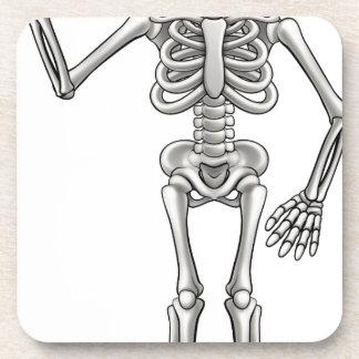Porta Copos Esqueleto dos desenhos animados