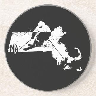 Porta-copos Esqui Massachusetts