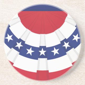 Porta-copos Estamenha da bandeira americana