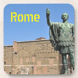 Porta-copos Estátua de Trajan em Roma, Italia