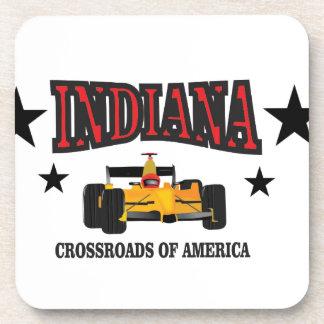 Porta-copos Estrada transversaa de Indiana