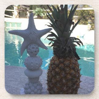 Porta Copos Estrela do mar do abacaxi