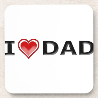 Porta Copos Eu amo meu pai