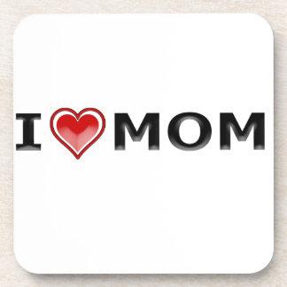 Porta Copos Eu amo minha mamã