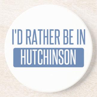 Porta-copos Eu preferencialmente estaria em Hutchinson