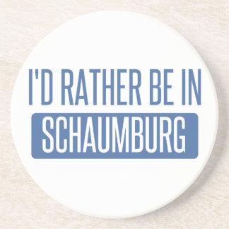 Porta-copos Eu preferencialmente estaria em Schaumburg