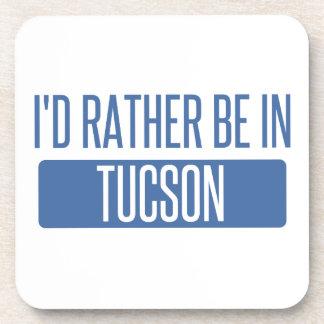 Porta-copos Eu preferencialmente estaria em Tucson