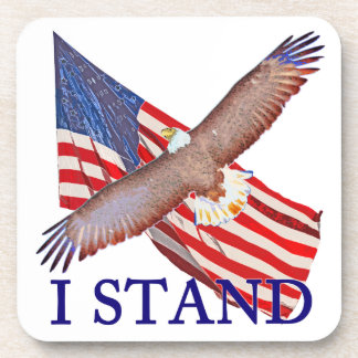 Porta Copos eu represento América
