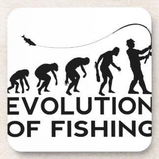 Porta-copos evolução da pesca