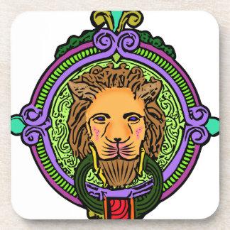 Porta Copos Exclusive da arte do leão