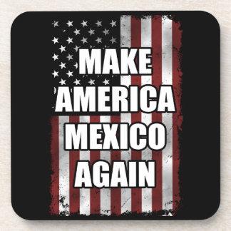 Porta Copos Faça à camisa | de América México outra vez o