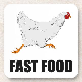 Porta Copos Fast food Running da galinha