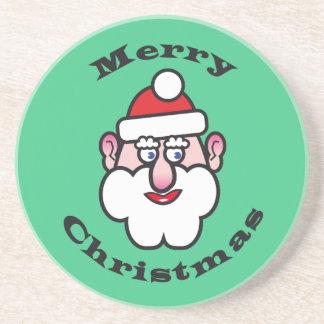 Porta-copos Feliz Natal, Natal Papai Noel